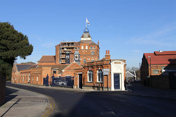 the old brewery hertford