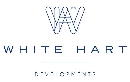 White Hart Developments logo
